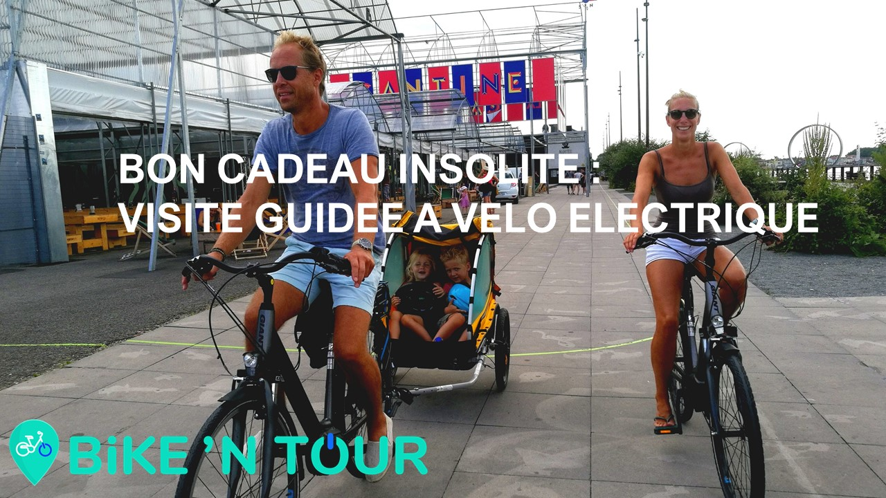 BIKE'N TOUR NANTES©