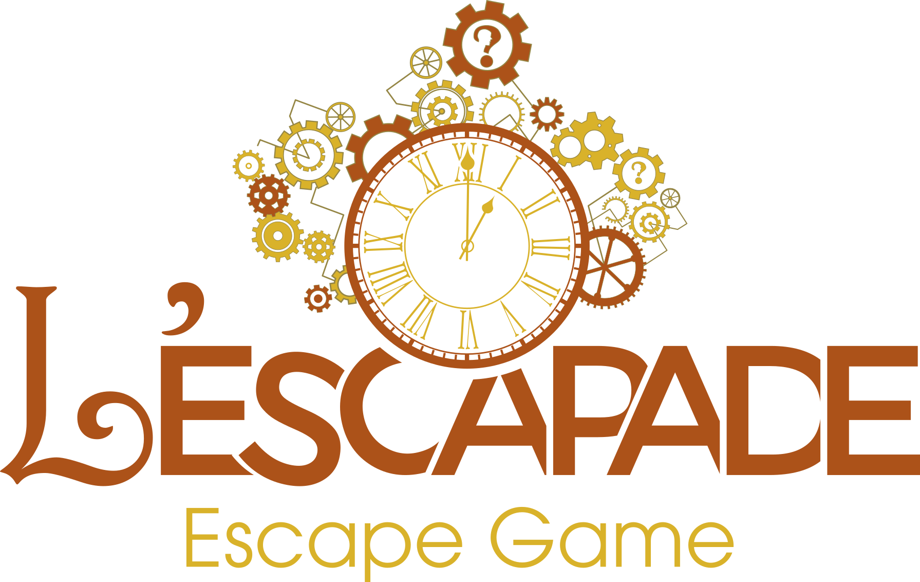 L'ESCAPADE – LIVE ESCAPE GAME©