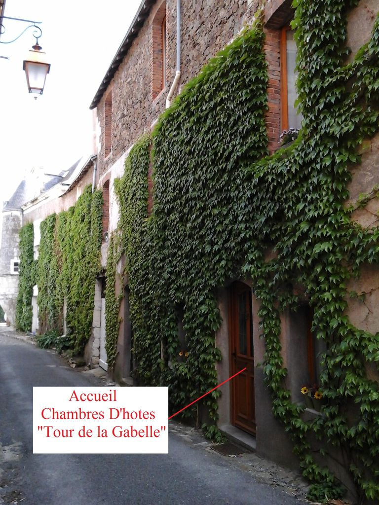 CHAMBRES D'HÔTES TOUR DE LA GABELLE©