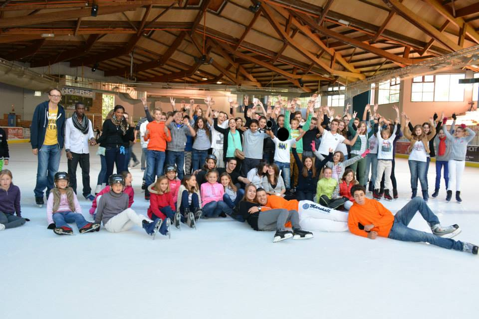 PATINOIRE D'ANGERS©
