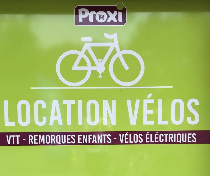 PROXI – LOCATION DE CYCLES©