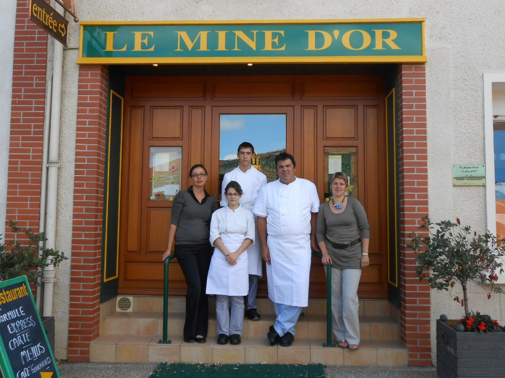 RESTAURANT LE MINE D'OR©