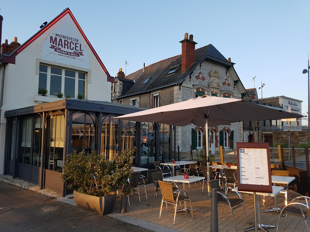RESTAURANT MONSIEUR MARCEL©