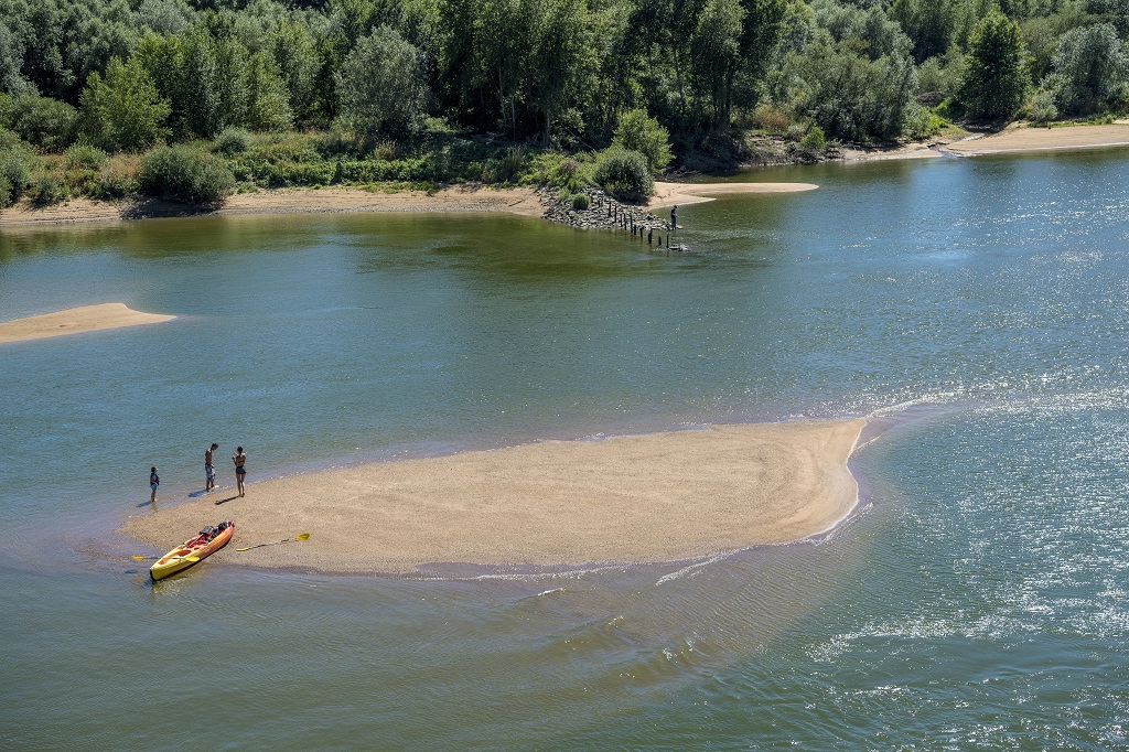 2-day discovery walk along the Loire©