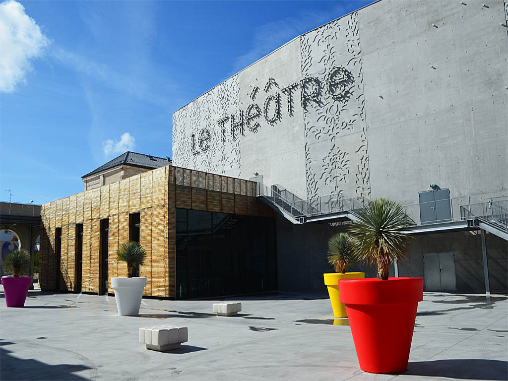 LE THEATRE – SCENE NATIONALE©